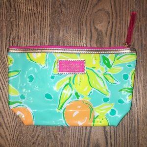 SALE! Lilly Pulitzer🍋for Estee Lauder Makeup Bag